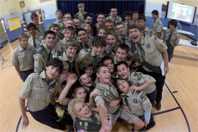 Summer Camp Sign Ups for Troop 82 !