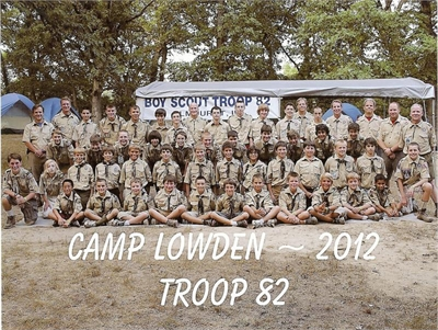 Troop 82 Summer Camps